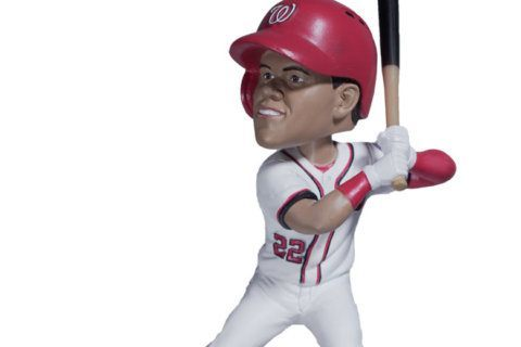 First of 7 Nats bobblehead nights features Juan Soto this Friday