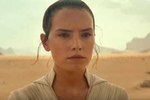 'Star Wars' teaser reveals name of Episode IX: 'The Rise of Skywalker'