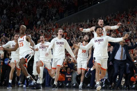 If invited, NCAA champion Virginia would 'respectfully decline' White House visit