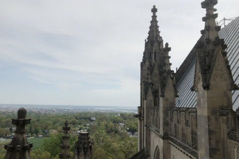 Washington National Cathedral tolls bell in solidarity with Notre Dame