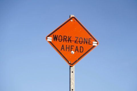 Plea to drivers in work zones: 'There are humans' behind those barriers and cones