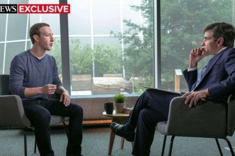 Facebook's Mark Zuckerberg tells ABC News he's 'confident' about 2020 election