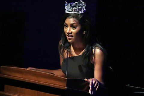 Miss USA, Miss Teen USA and Miss America are all black — a first in pageant history