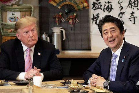 From sumo wrestling to tough talks on trade, 5 things you need to know about Trump's Tokyo visit