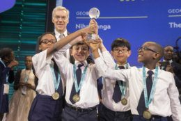 Geo Bee Challenge Game National Geographic Society
