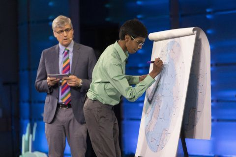 Ellicott City student takes 3rd place in Nat Geo Bee