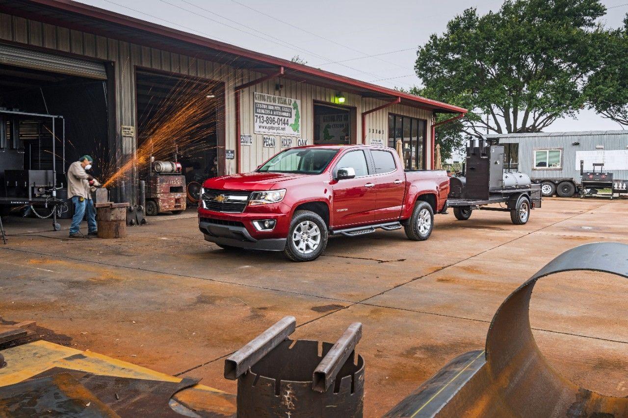 2018 Chevrolet Colorado: 0% financing for 72 months plus $1,000 bonus cash (Courtesy General Motors)
