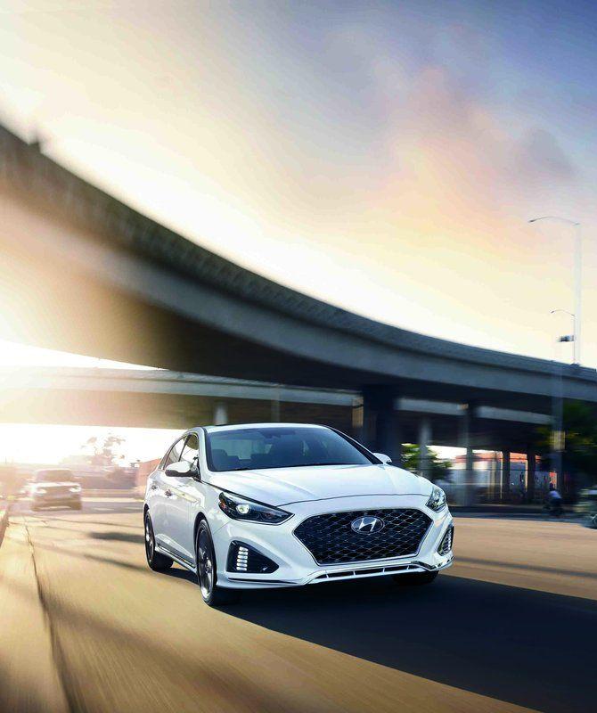 2018 Hyundai Sonata: 0% financing for 60 months plus $2,000 bonus cash (Courtesy Hyundai Motor America)