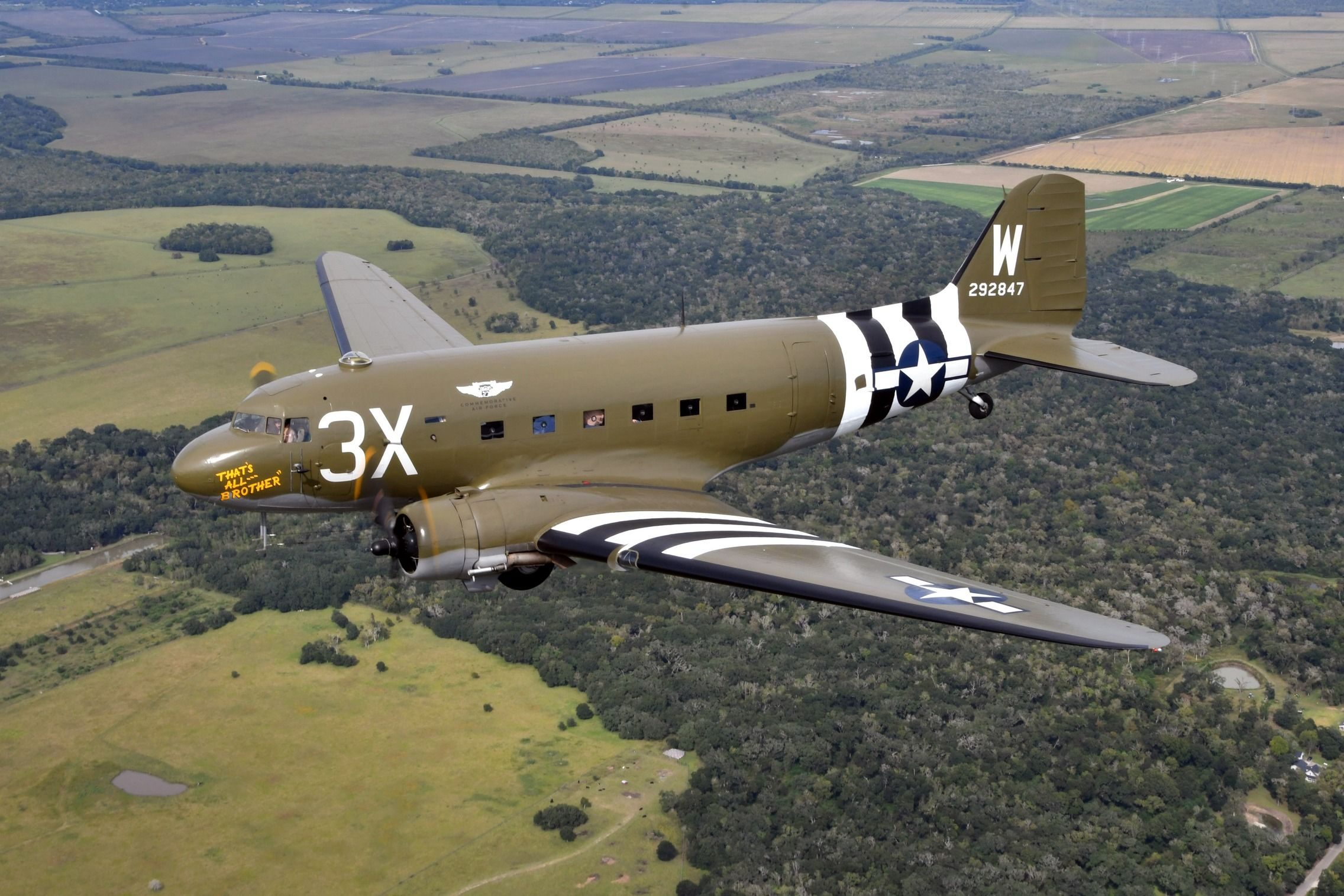World War II planes coming to DC area for flyover and visit