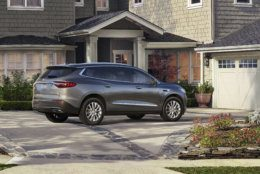 2019 Buick Enclave: 0% financing for 72 months (Courtesy General Motors)