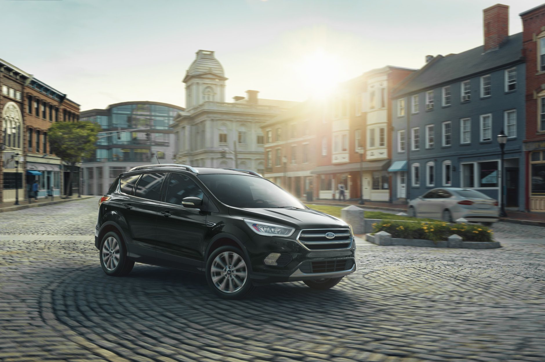 2019 Ford Escape: 0% financing for 60 months plus up to $2,750 bonus cash (Courtesy Ford Motor Co.)