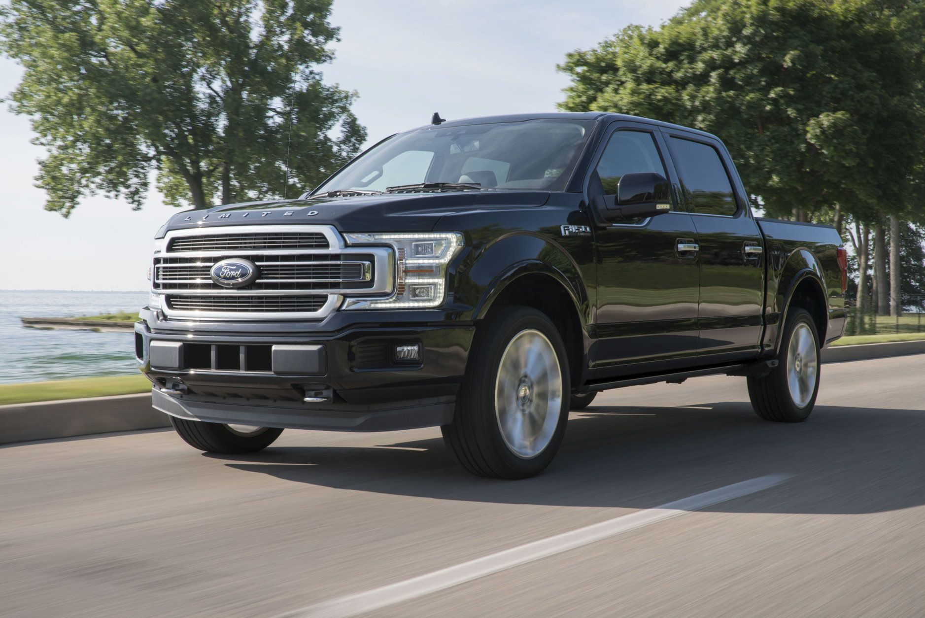 2019 Ford F-150: 0% financing for 72 months (Courtesy Ford Motor Co.)