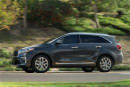 2019 Kia Sorento: 0% financing for 66 months plus $2,000 bonus cash (Courtesy Kia Motors America)
