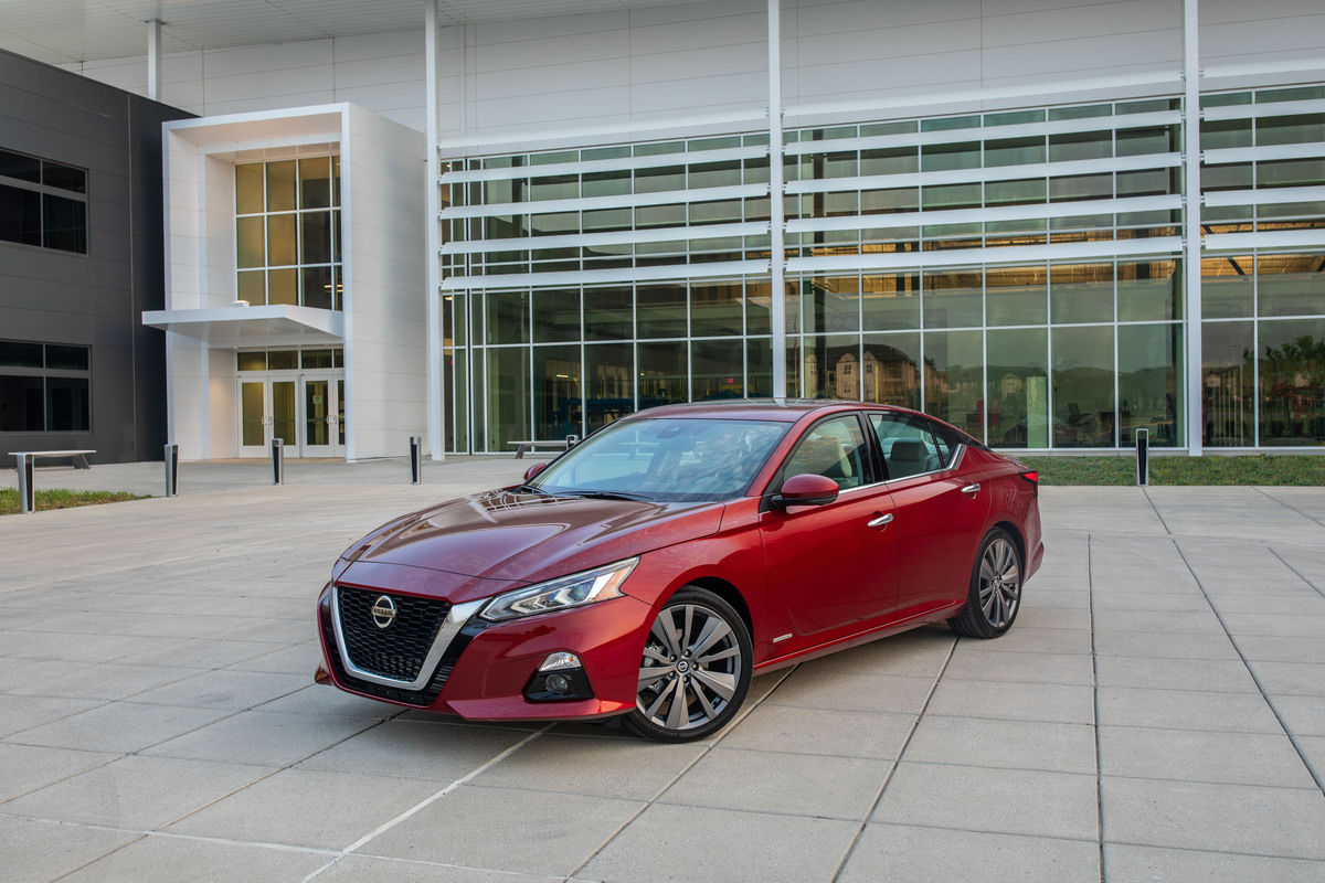 2019 Nissan Altima: 0% financing for 36 months plus $2,000 bonus cash and no payments for 90 days (Courtesy Nissan North America)