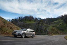2019 Subaru Outback: 0% financing for a limited term (Courtesy Subaru of America)