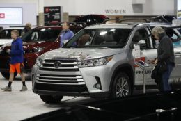 2019 Toyota Highlander: 0% financing for 60 months (AP Photo/David Zalubowski)