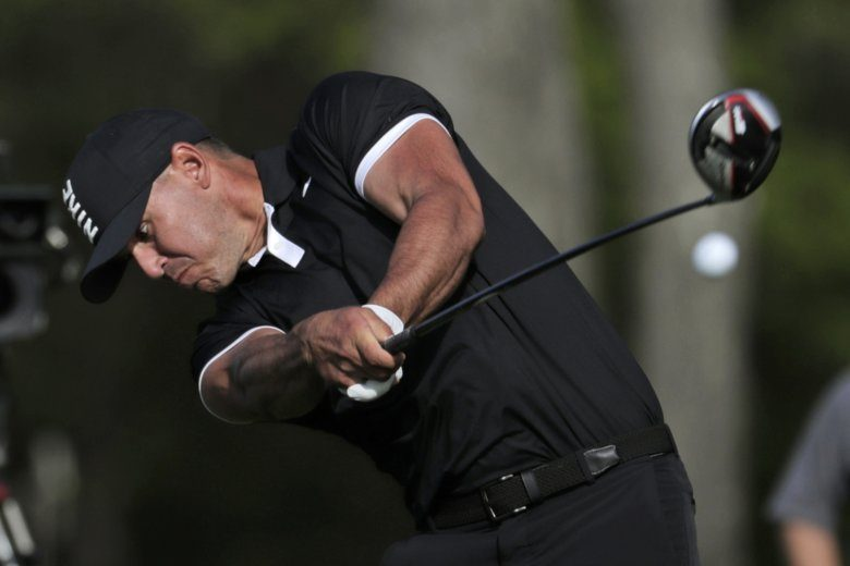 The Latest: Bjerregaard Has Hole-in-one At PGA