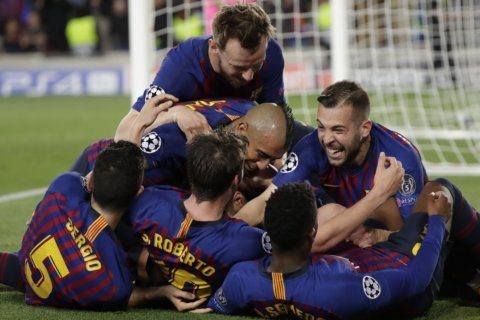 Barcelona shows it can also thrive without ball possession