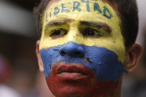 Venezuela was on the brink of an uprising. Now protesters are fighting for survival