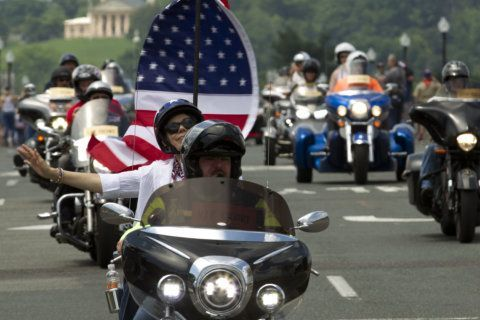 Final ride: Rolling Thunder 2019 road closures