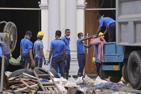 DC federal employee dies weeks after Sri Lanka attacks