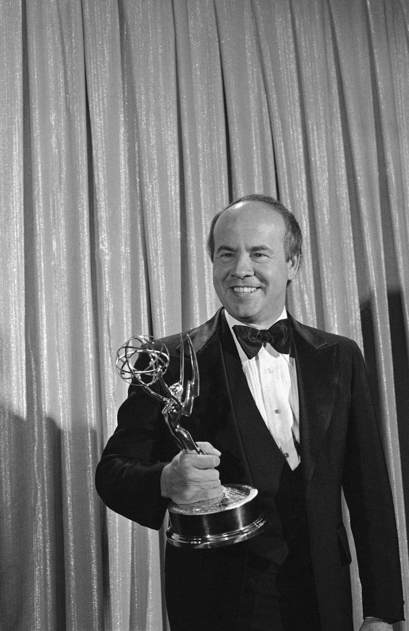 Tim Conway at the 1977 Emmy Awards held in Los Angeles, Ca. (AP Photo)