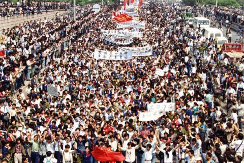 30 years ago: Tiananmen Square protests