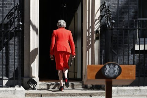 Brexit Party wins, Conservatives bashed in UK's EU voting