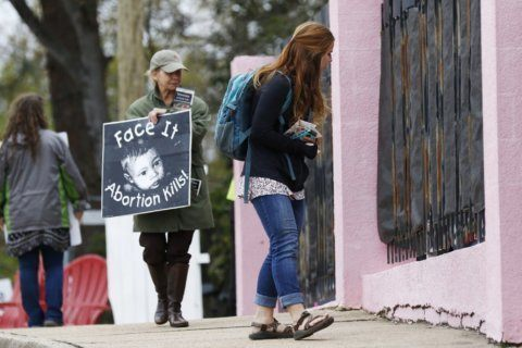 More 'heartbeat' abortion bans advancing in South, Midwest