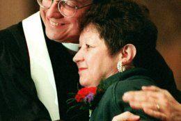 Norma McCorvey, Robert Schenck