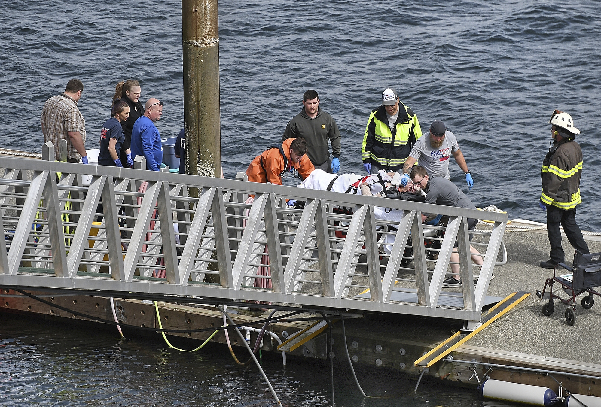 Profiles Of Victims From Deadly Alaska Mid Air Collision Wtop