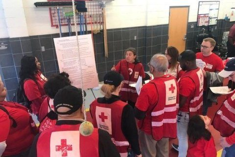 DC-area volunteers needed to spread the word about fire safety