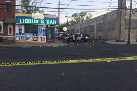 10 wounded as gunmen open fire outside New Jersey bar
