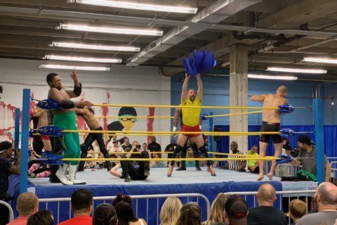 Grapitol City brings independent pro wrestling back to DC