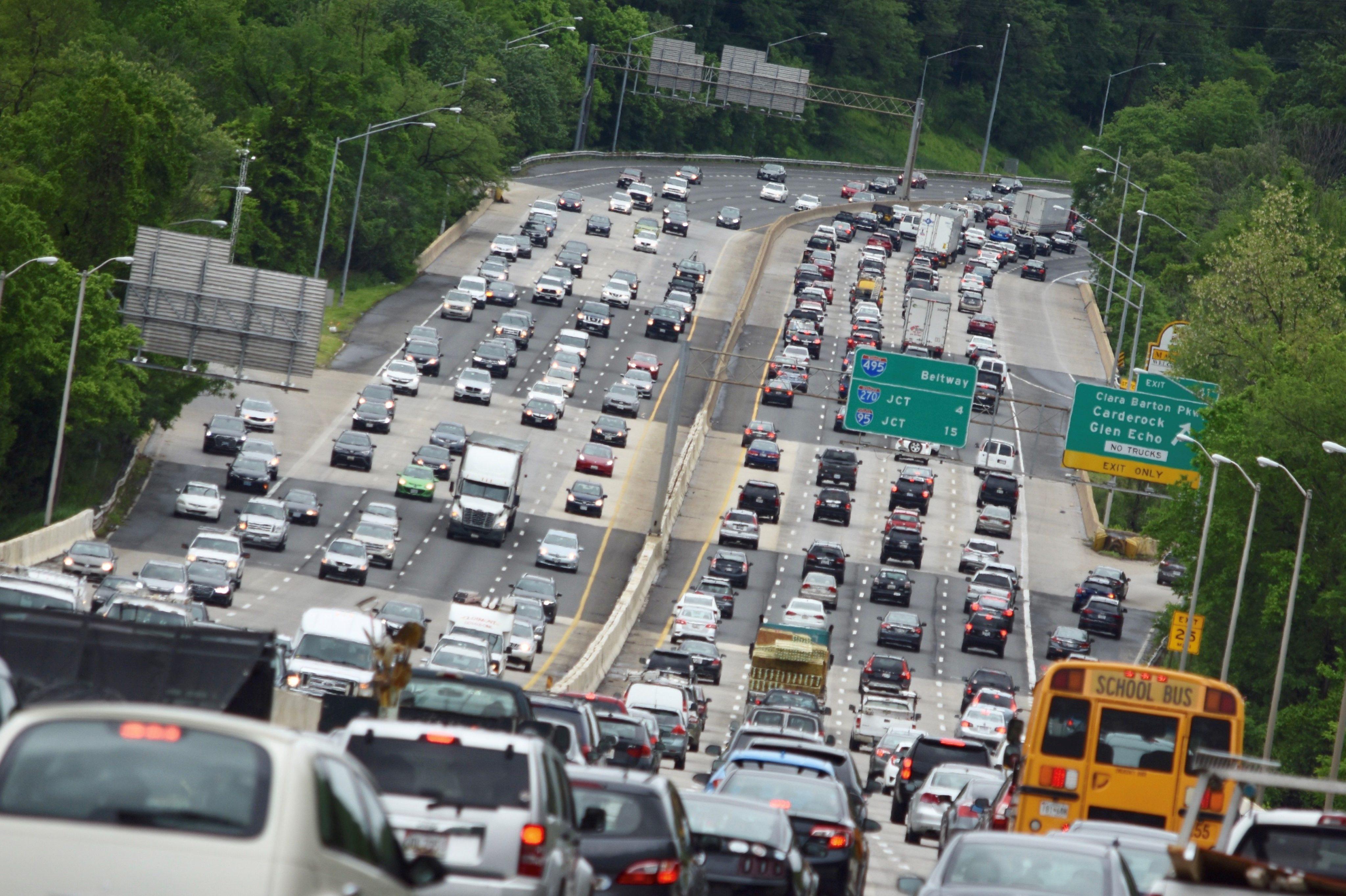 Great getaway: How's Memorial Day weekend traffic?   WTOP