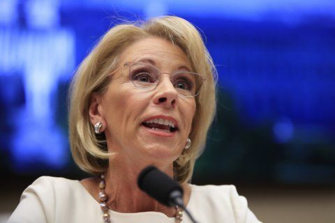 51 attorneys general urge Betsy DeVos to forgive disabled veterans' student loan debt