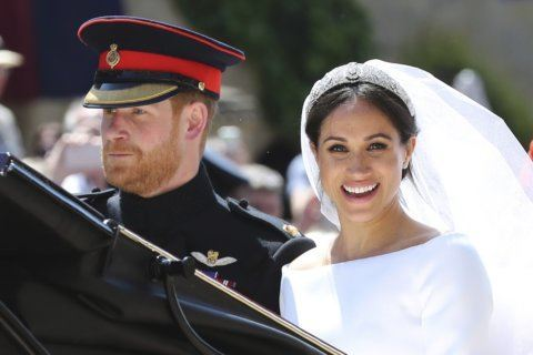 Meghan marks Prince Harry's birthday by posting previously unseen photo of Archie