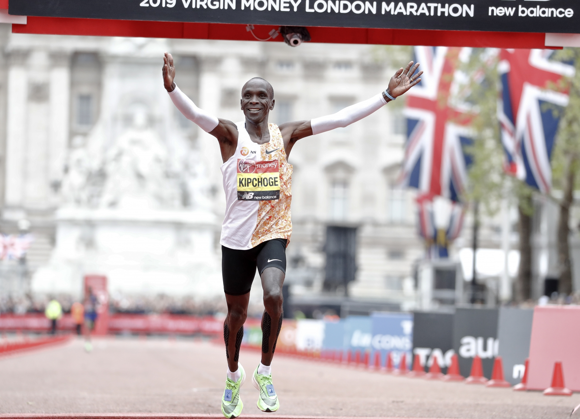 Kipchoge Targets London For Attempt At Sub 2-hour Marathon
