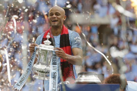 Kompany leaving Manchester City after 11 seasons