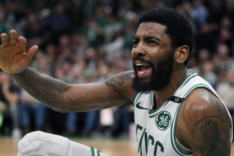 On Basketball: Has Kyrie played his last game for Celtics?