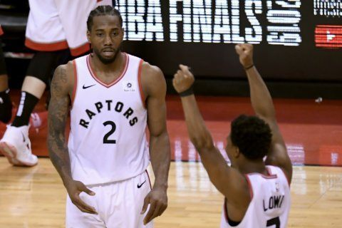 Leonard scores 27, Raptors advance to first NBA Finals