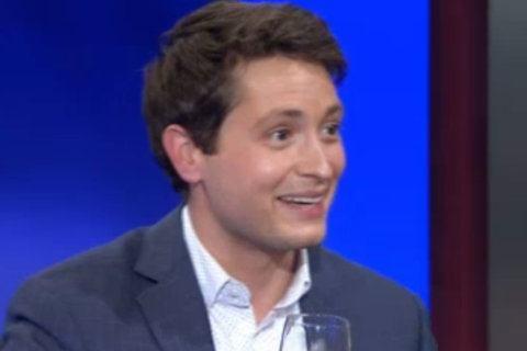 WATCH: NBC Washington says goodbye to reporter David Culver