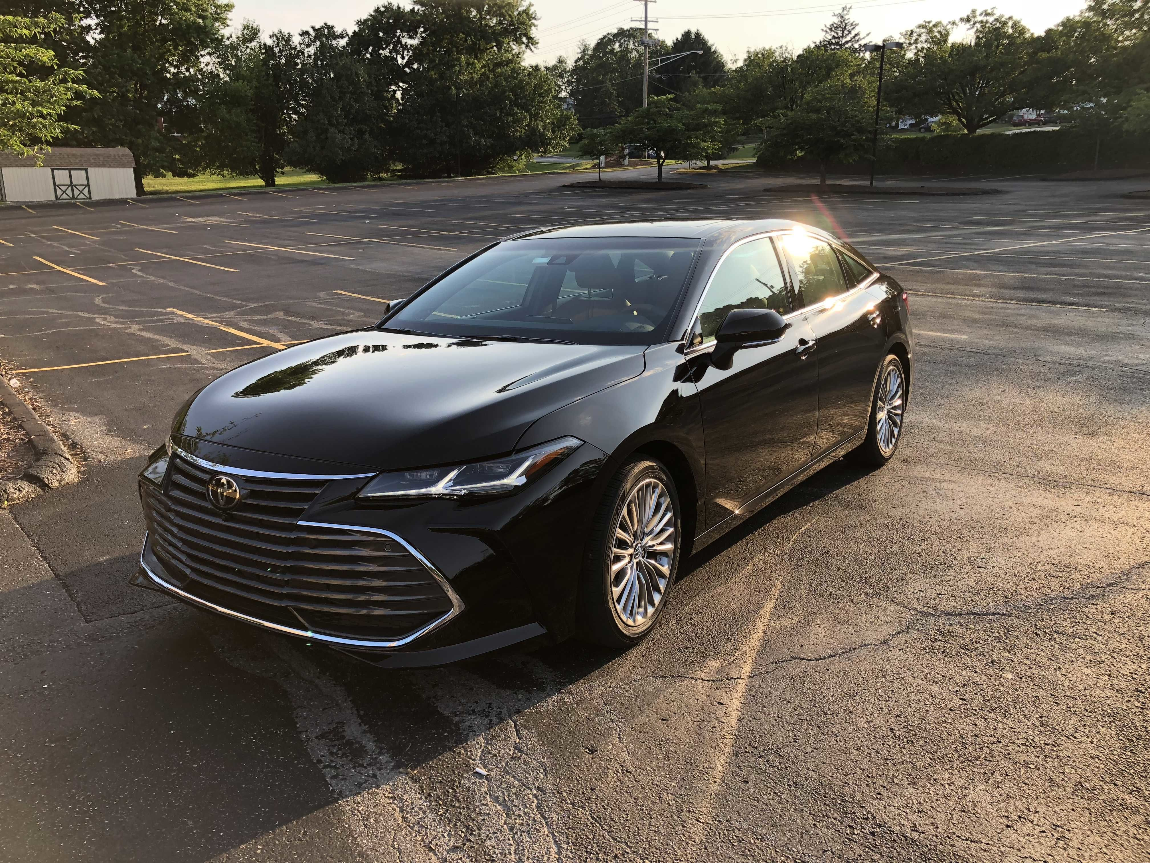 Car Review Toyota Remakes The Large Avalon Sedan Adding More Luxury For 2019 Wtop