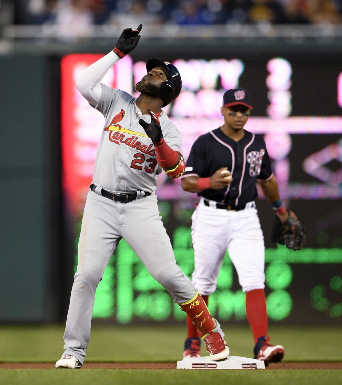 Mikolas, Cardinals down Nationals 5-1 for 5th win in row ...
