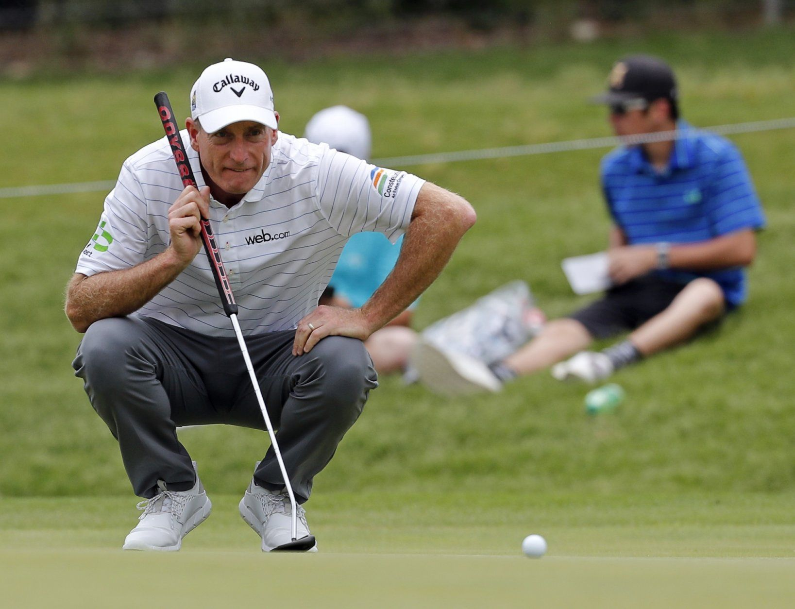 Na Settles For 69, 2-shot Colonial Lead Over Spieth, Furyk
