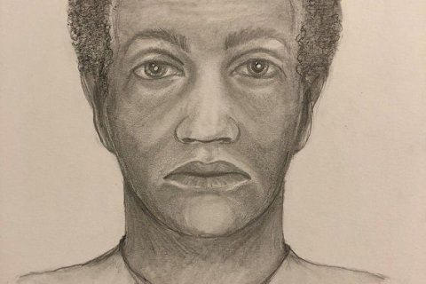 Police release sketch of suspect in death of woman in Greenbelt parking lot