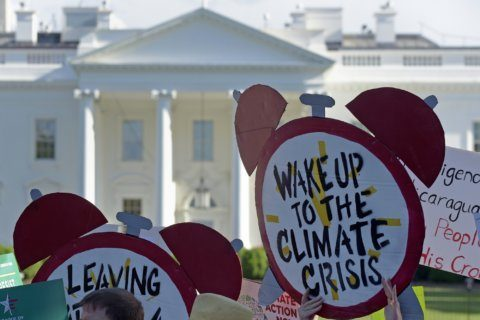 Rebuking Trump, House votes to keep US in Paris climate pact