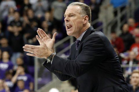 TCU's Dixon says he decided to stay instead of going to UCLA