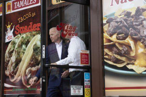 White House hopefuls swarm rival's home turf of California