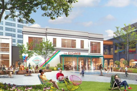 Downtown Silver Spring to get $10 million face-lift